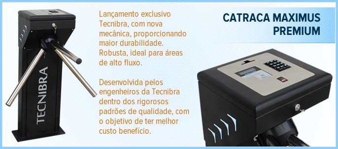 Catraca Maximus Premium HD 360