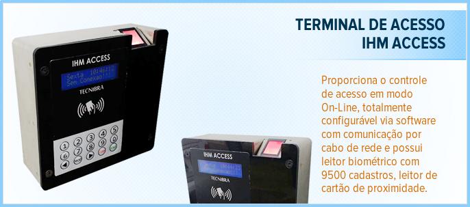 Terminal de Acesso HD Access
